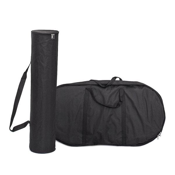 Stoisko promocyjne ekskluzywne - torby transportowe