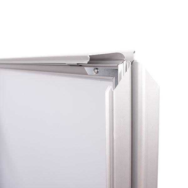 Potykacz zewnętrzny stojak - ramka otwarta