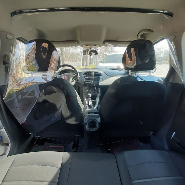 Samochodowa osłona antywirusowa