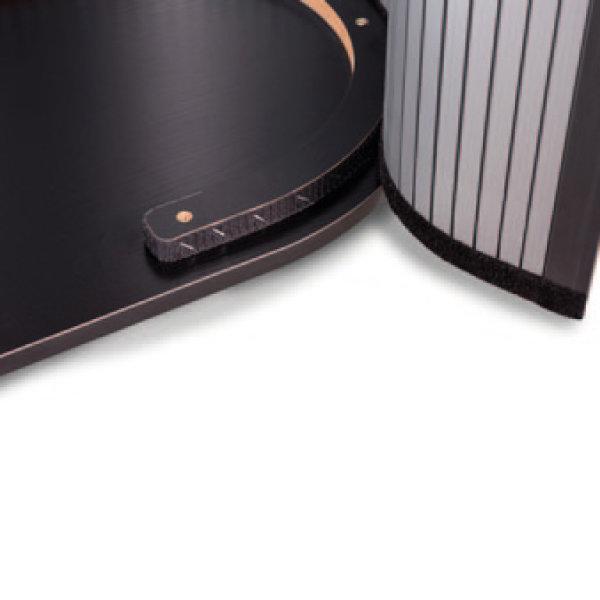 Trybunka promocyjna nerka - sposób montażu zbliżenie