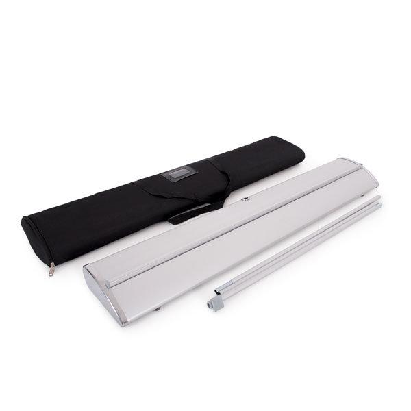 Rollup exclusive - zestaw - kaset - torba - maszt