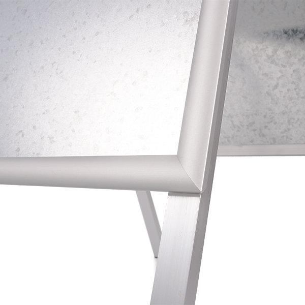 Potykacz aluminiowy OWZ naroznik