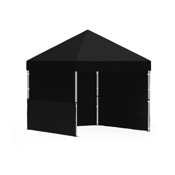 namiot reklamowy 3x3m bez nadruku czarny